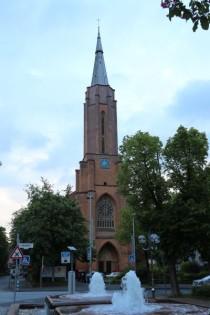 Ev. Kreuzkirche Bonn